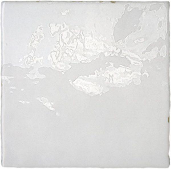 Zel Casablanca White 13x13