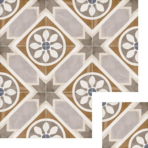 Art Nouveau Dec. Apollo Color 20x20