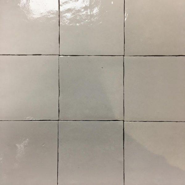 Zellige Gesso 10x10cm