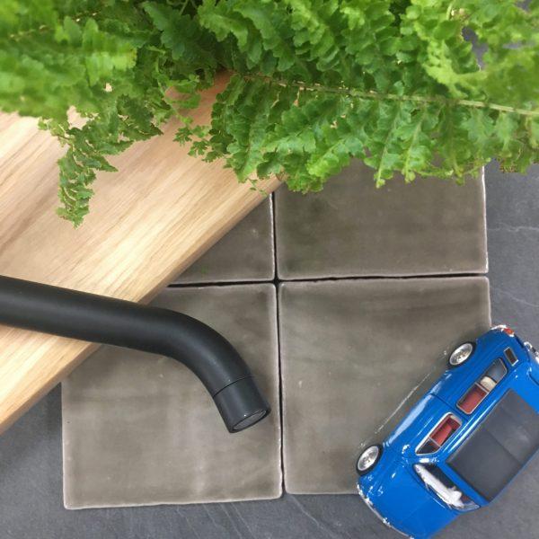 Provenza Verde Alga 13x13cm