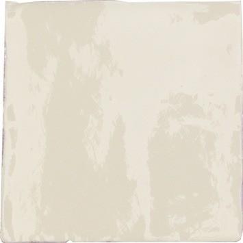 CEVICA Antic Dark White Craquele 13x13