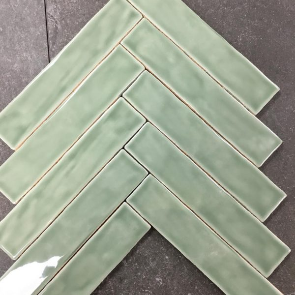 DTG Mooi Wonen Apple Green 5x20cm